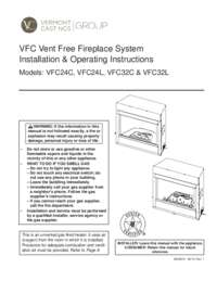 VFC Owner's Manual