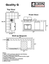 Lion Quality Q Spec Sheet