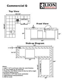 Lion Commercial Q Spec Sheet