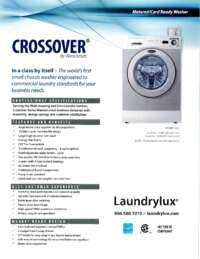 Crossover Specs   Washer