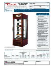 G4SM 23PT LD Specifications