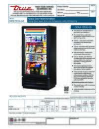 GDM 10SSL LD Spec Sheet