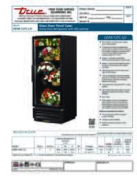 GDM 12FC LD Spec Sheet