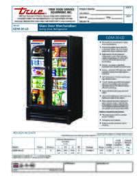 GDM 30 LD Spec Sheet