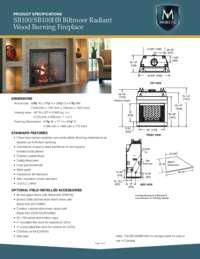 SB100 Spec Sheet