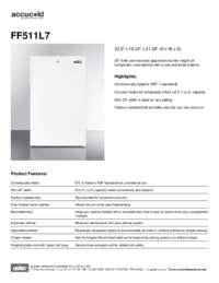 Brochure FF511L7