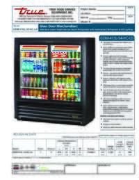 GDM 41SL 54 HC LD Spec Sheet