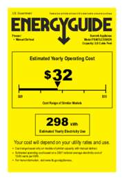 FS407LCSS Energy Guide