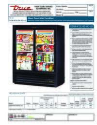 GDM 41SL 60 HC LD Spec Sheet