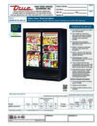 GDM 41SL 60 LD Spec Sheet