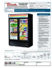 GDM 49 HC LD Spec Sheet
