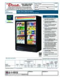 GDM 49 LD Spec Sheet