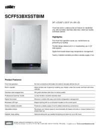 Brochure SCFF53BXSSTBIM