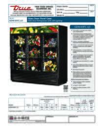 GDM 69FC LD Spec Sheet