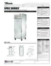 STA1FPT 1S 1S Spec Sheet