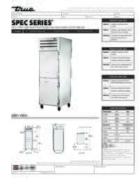 STA1FPT 2HS 2HS Spec Sheet