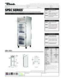 STA1R 2HG HC Spec Sheet