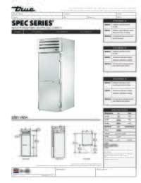 STA1HRI89 1S Spec Sheet