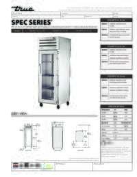 STA1RPT 1G 1S HC Spec Sheet