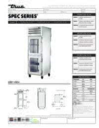 STA1RPT 2HG 1G HC Spec Sheet