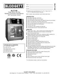 BLCT 6E spec