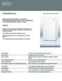 Brochure for FS407LBIADA Series