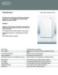 Brochure for FS407LBI Series