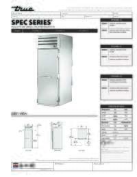 STA1RRI 1S Spec Sheet