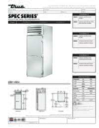 STA1RRI89 1S Spec Sheet