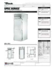 STA1RRT89 1S 1S Spec Sheet