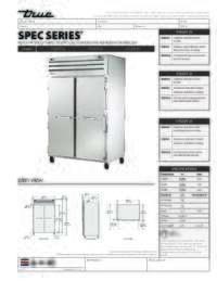 STA2DT 2S Spec Sheet