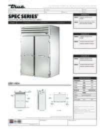 STA2HRI 2S Spec Sheet