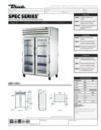 STA2R 2G Spec Sheet