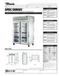 STA2RPT 2G 2S Spec Sheet