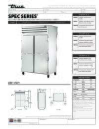 STA2HPT 2S 2S Spec Sheet