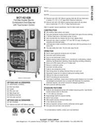 BCT 62 62E spec