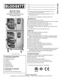 BCT 61 101E spec