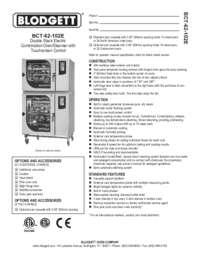 BCT 62 102E spec