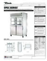 STA2RPT 2HG 2HS 2S Spec Sheet