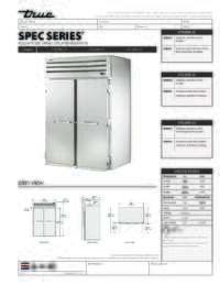 STA2RRI 2S Spec Sheet
