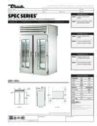 STA2RRT 2G 2S Spec Sheet