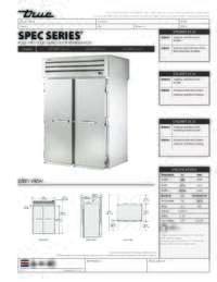 STA2RRT 2S 2S Spec Sheet