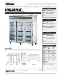 STA3R 3G Spec Sheet