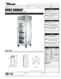 STG1H 1G Spec Sheet