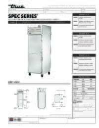 STG1HPT 1S 1S Spec Sheet