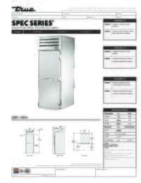 STG1HRI 1S Spec Sheet