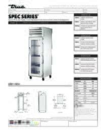 STG1R 1G HC Spec Sheet