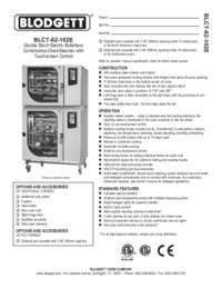 BLCT 62 102E Specification
