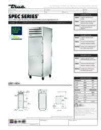 STG1RPT 1S 1G Spec Sheet
