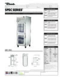 STG1RPT 2HG 1S HC Spec Sheet